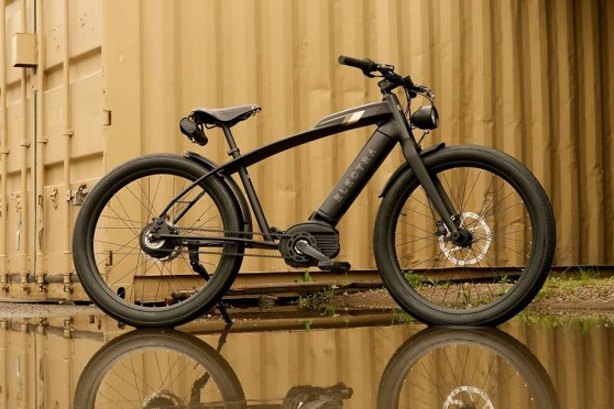 Electra Cafe Moto Go Electric Bicycle