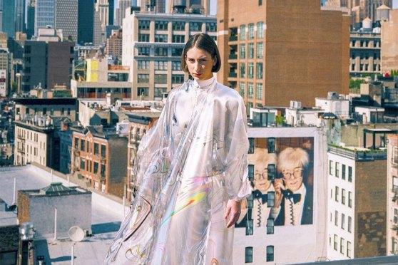 Digital Dress Sold For $9.5K On Blockchain