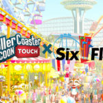 <em>RollerCoaster Tycoon Touch</em> To Feature Real-world Six Flags Attractions