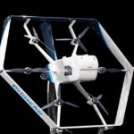 Amazon Revealed Transforming Prime Air Delivery Drone
