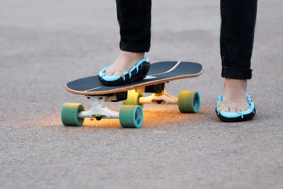 Link Flip-Shoe Flip-Flop Shoe Hybrid