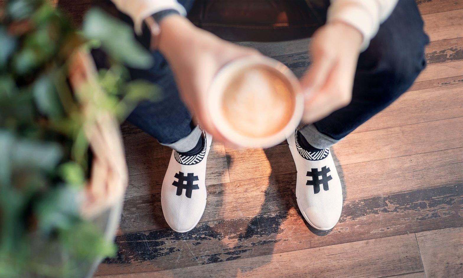 Rens Waterproof Shoe Made From Coffee