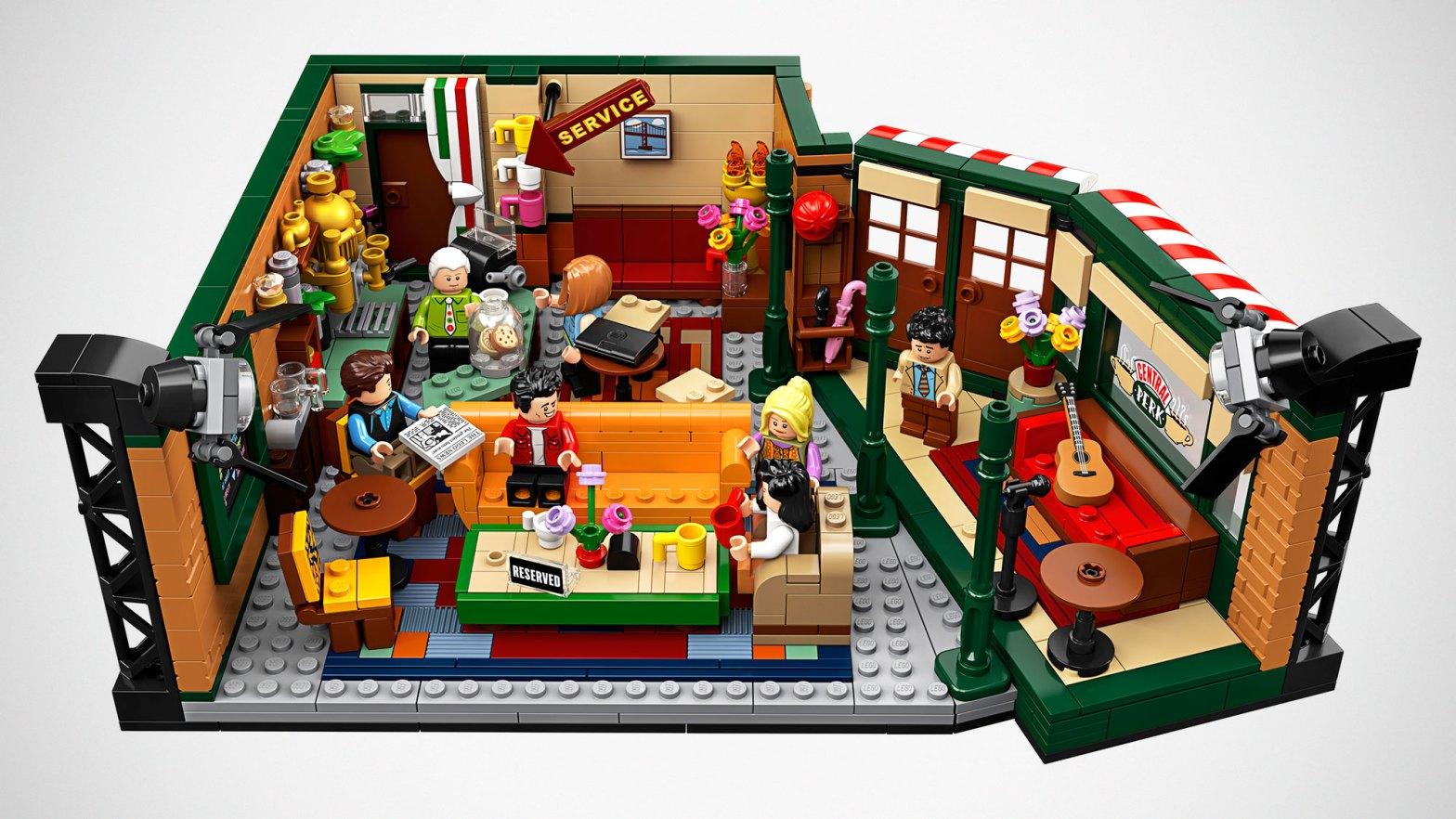 LEGO Ideas 21319 Central Perk Set