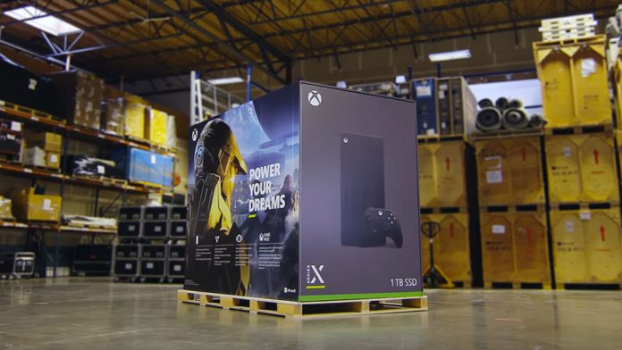 Xbox Made A Functioning Xbox Series X Fridge Shouts