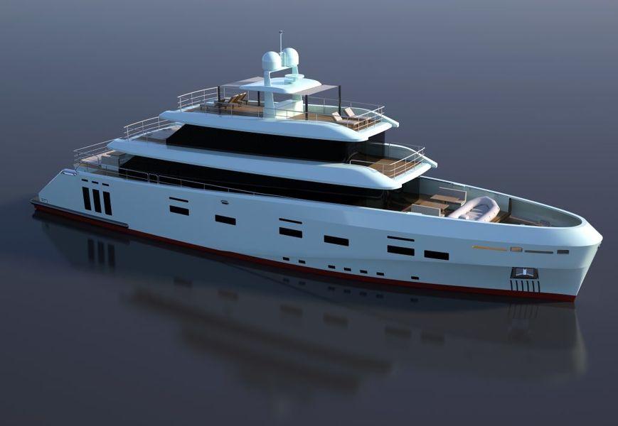 Kanga Yacht Cerri Cantieri Navali SpA SuperYacht Times