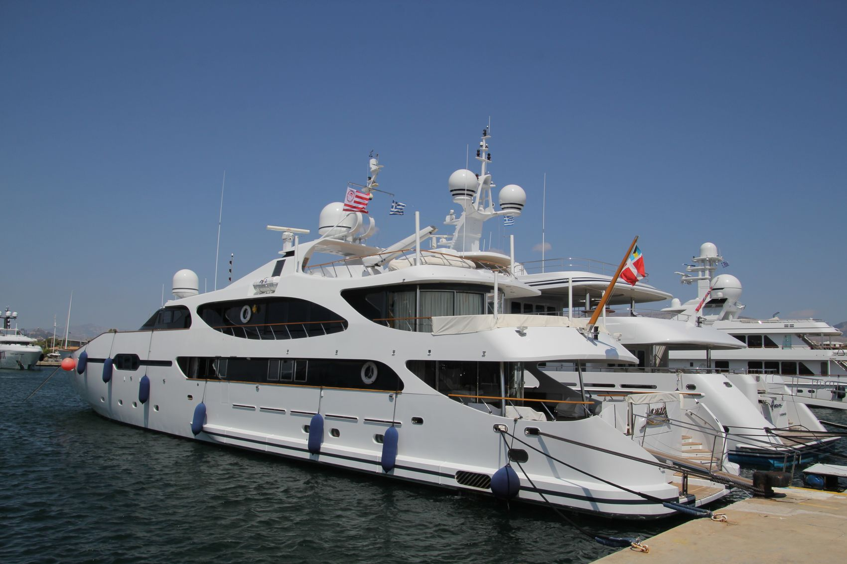 Jameel Yacht CRN Spa SuperYacht Times