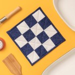 Quilted Potholder Tutorial Instructions Patterns To Try