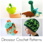 Crochet Dinosaur Patterns And Projects