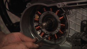 Harley Stator and Rotor Shell Replacement