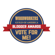 Vote For Me badge