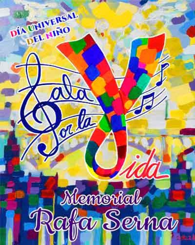 Resultado de imagen de 'Gala por la Vida. Memorial Rafa Serna'