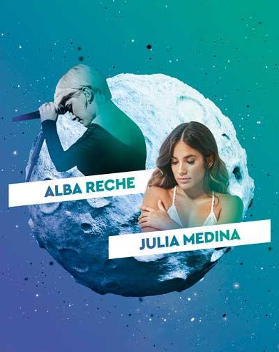 Concierto Alba Reche + Julia Medina - Festival Bajo La Luna en Cádiz