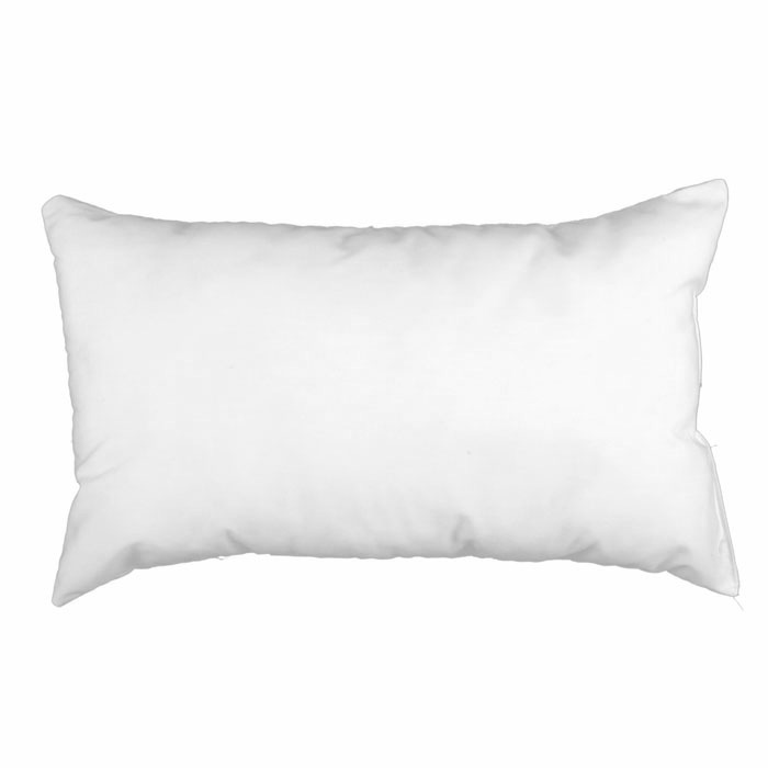 This pillow has 95% grey duck feathers & 5% duck down it has a cotton protective cover and is washable. Add a little flair and comfort to your rooms with new pillows covered in beautiful fabrics and trimmed elegantly.