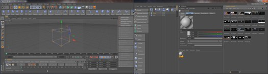 Quick Tip: Setting Up A Dual Monitor Workspace In Cinema 4D