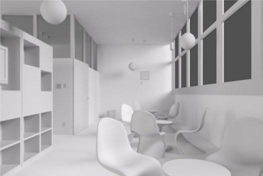 Modeling A Modern Interior Scene In Blender