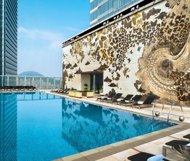 Hotel Pool Passes In Hong Kong