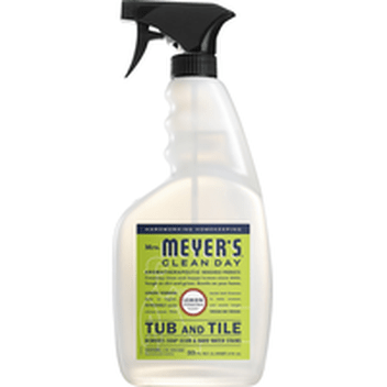 clorox blue tub tile scrubber refill