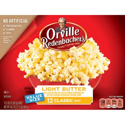 orville redenbacher s light butter