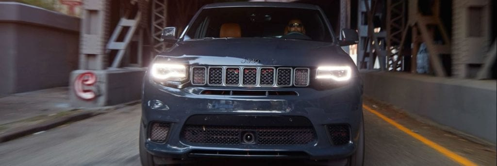 SPOTLIGHT – GRAND CHEROKEE TRACKHAWK