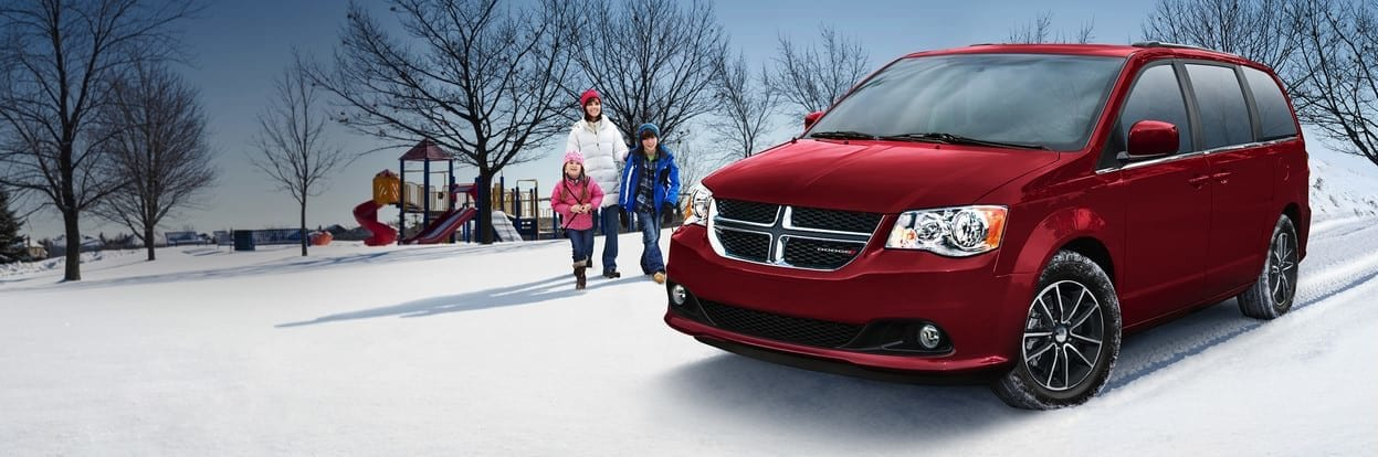 The 2019 Dodge Grand Caravan is the right minivan for family living