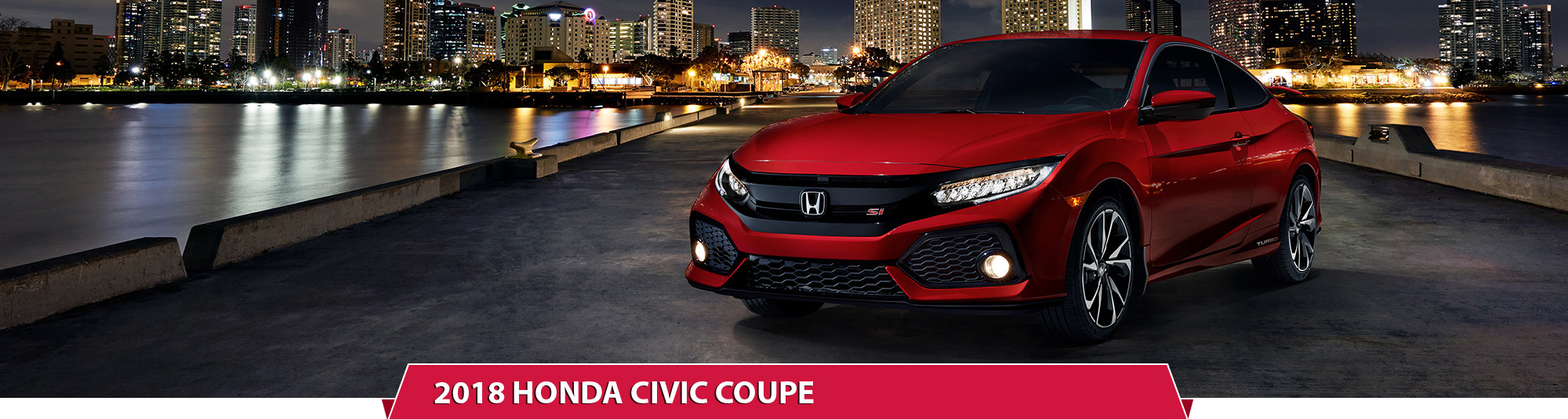 All The New 2018 Honda Civic Coupe