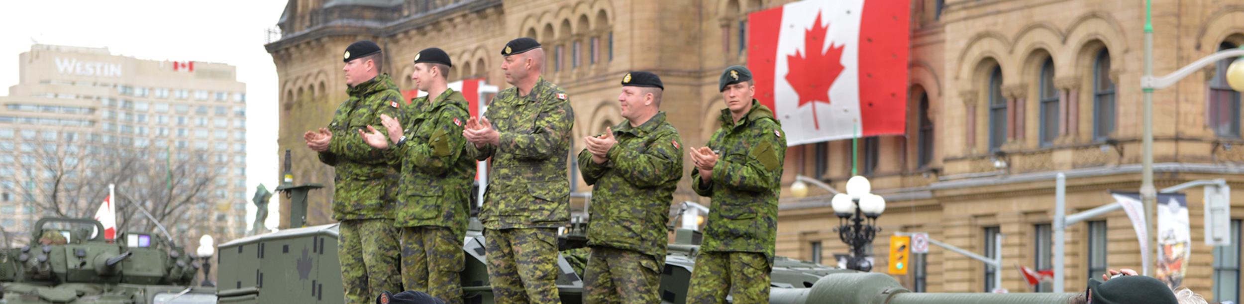 Canadian Forces Special Discounts