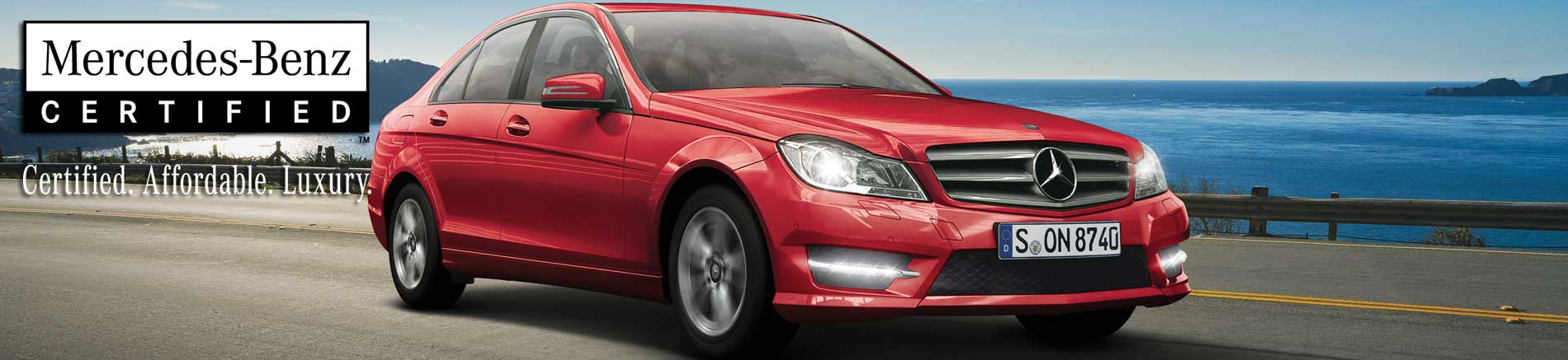 Mercedes-Benz pre-owned clearance vehicles in Newmarket Ontario