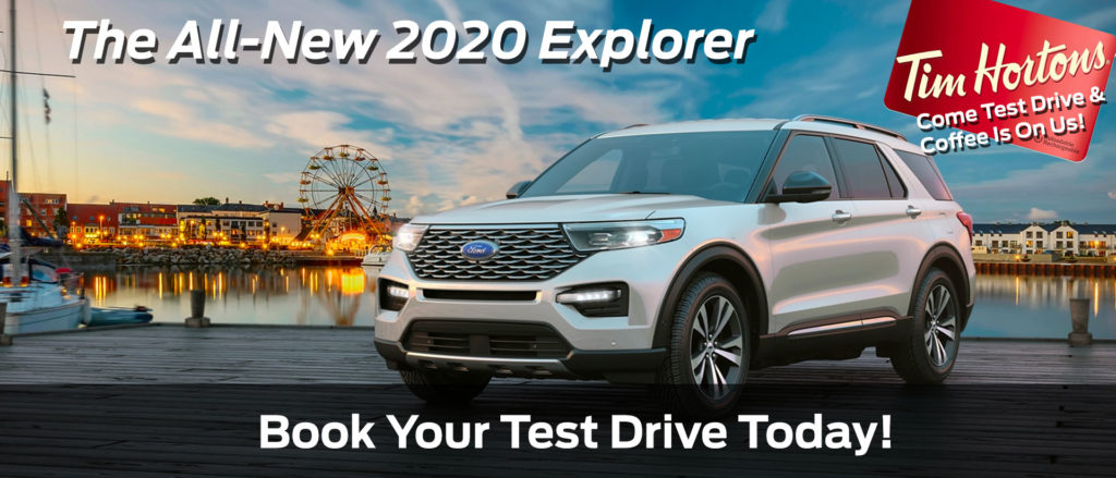 2020 Ford Explorer Jerry Ford