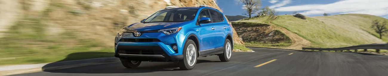 2016 Toyota RAV4 model