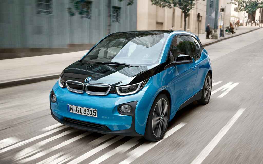 Step Into the Future With the BMW i3