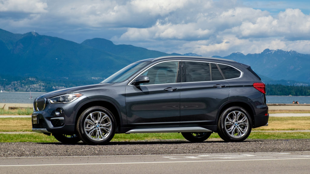 2018 BMW X1 Spanish Banks