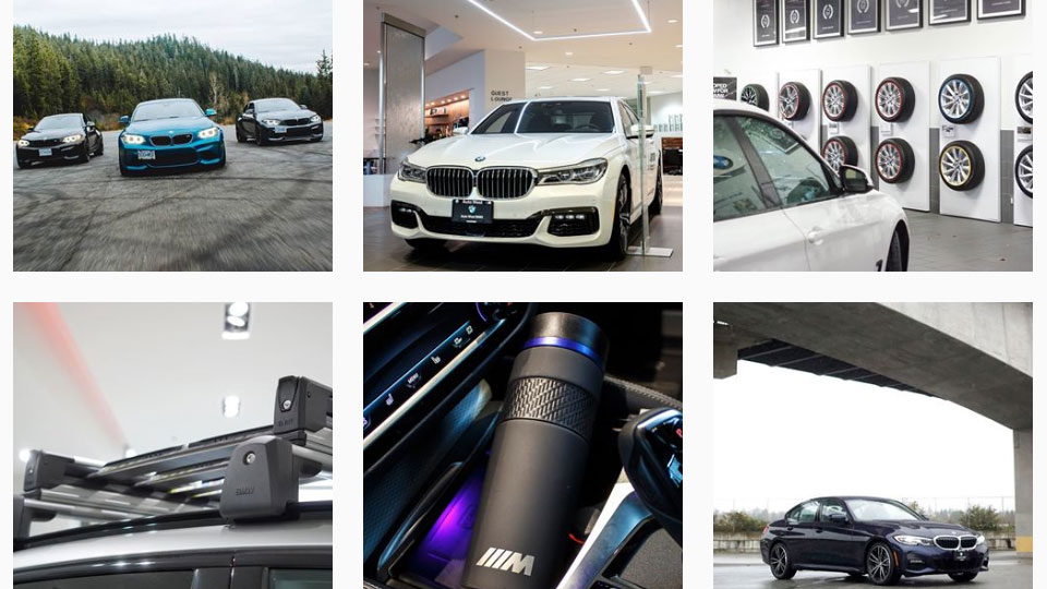 auto west bmw instagram account
