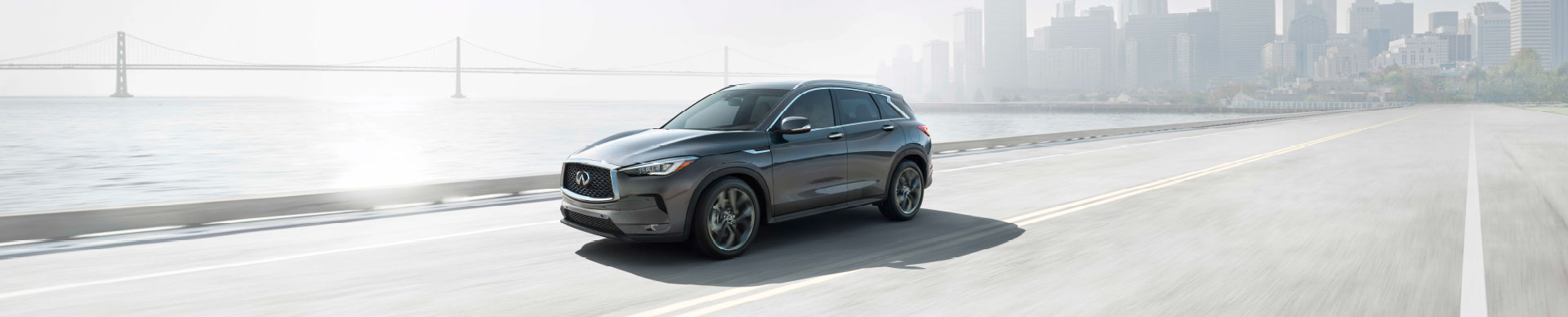 Reserve All-New QX50