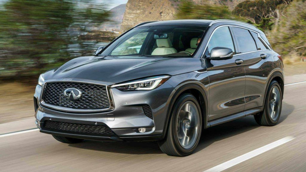 Infiniti QX50: Finalists For AJAC Best Mid-Size Premium Utility Vehicle in Canada for 2020