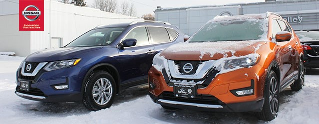 Nissan Rogue outsells Toyota RAV4 & Ford Escape in December