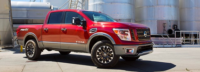 Nissan Titan offers the best full-sized truck warranty in Canada