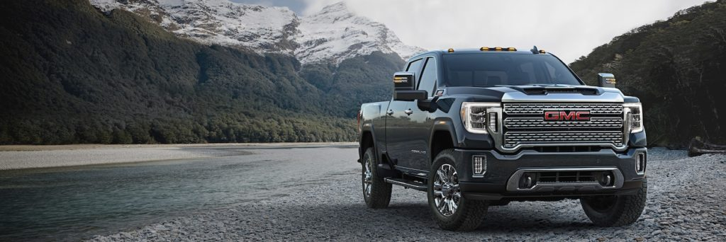 THE NEXT GENERATION 2020 GMC SIERRA HEAVY DUTY