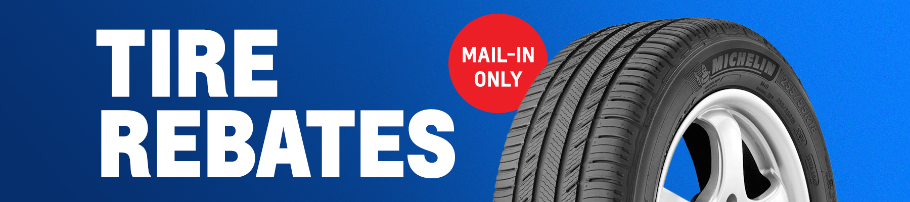 mail-in tire rebates