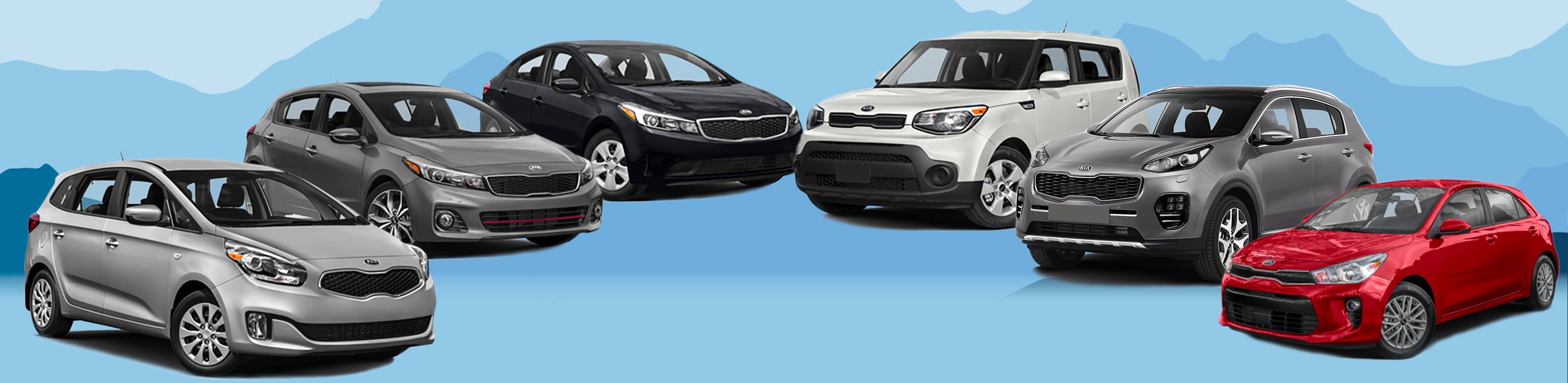 New Kia Cars, Hatchbacks & SUVs in Saint John