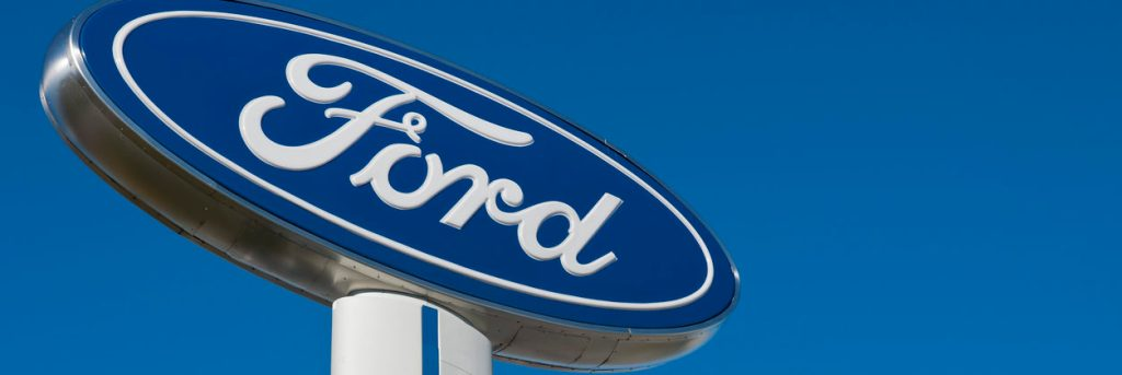 Ford dealership Leamington