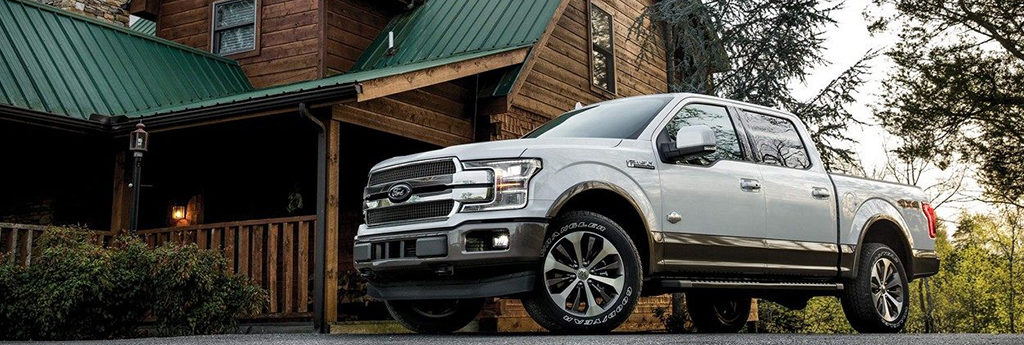 The 2018 Ford F-150 at Lally Ford Leamington