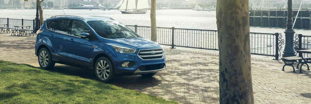 What's new in the 2018 Ford Escape
