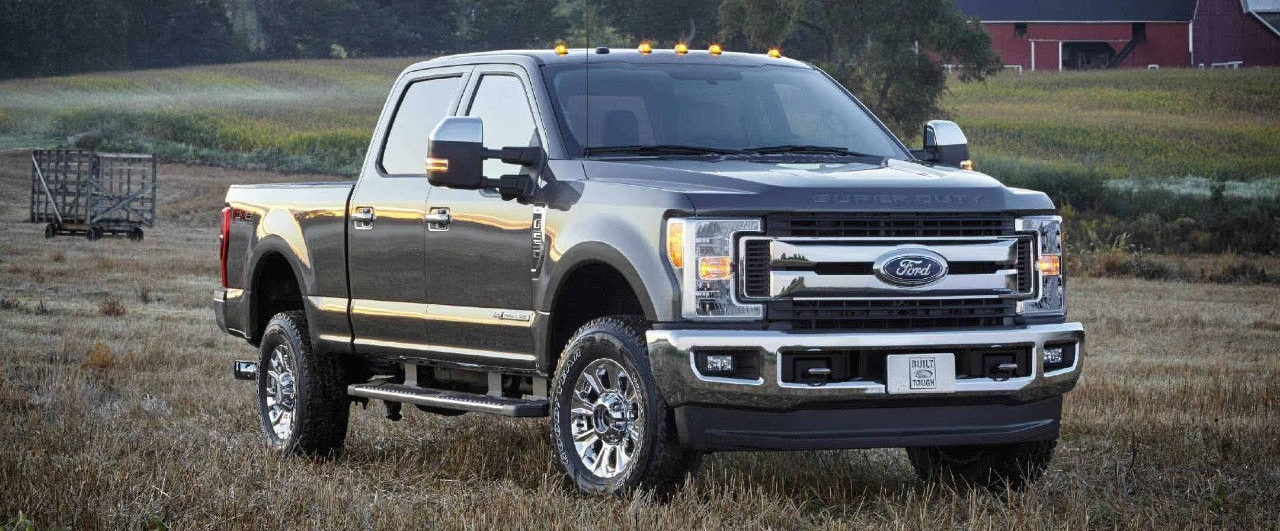The 2018 Ford F-250 King Ranch