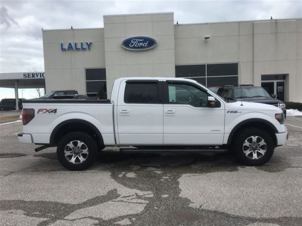 Meet our 2014 Ford F-150 FX4 SuperCrew