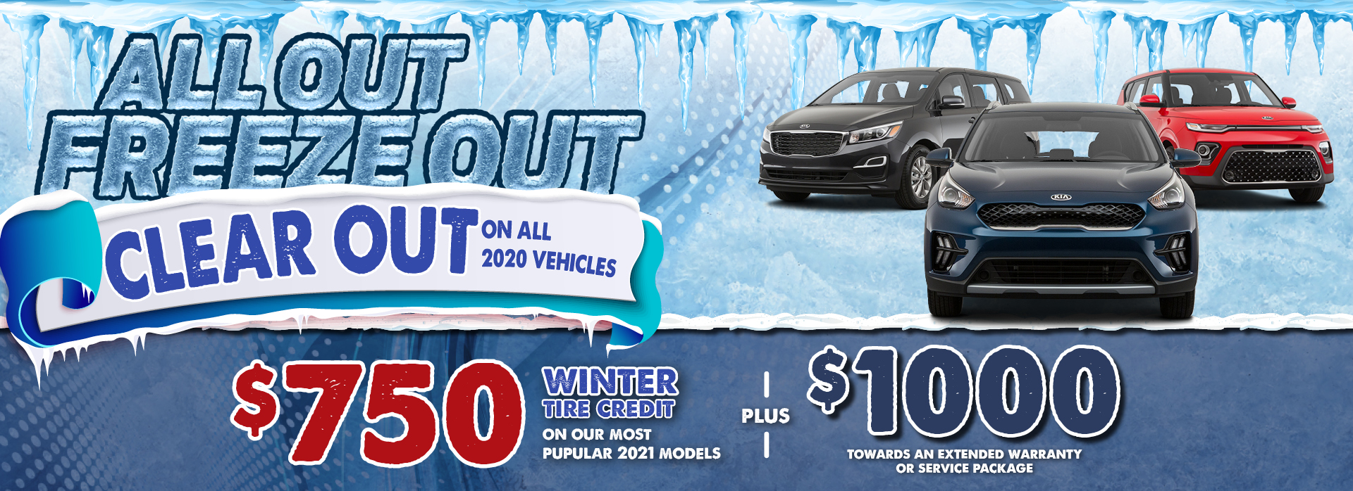 Monthly Promotions at Kamloops Kia