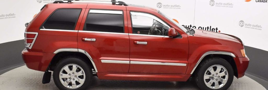 2010 Jeep Grand Cherokee in Edmonton