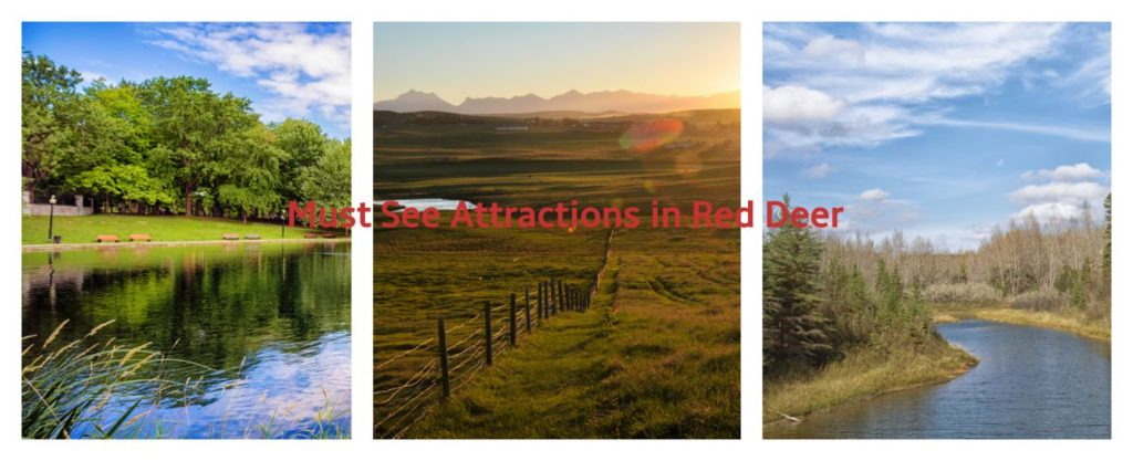 Places You Should Go While In Red Deer