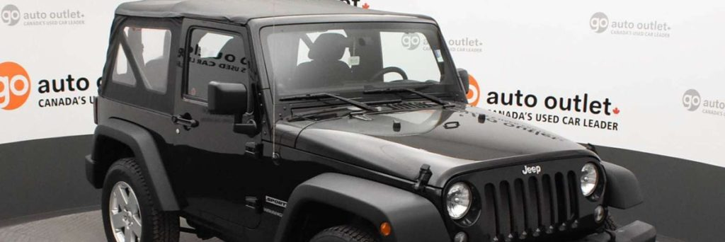 2014 jeep wrangler front