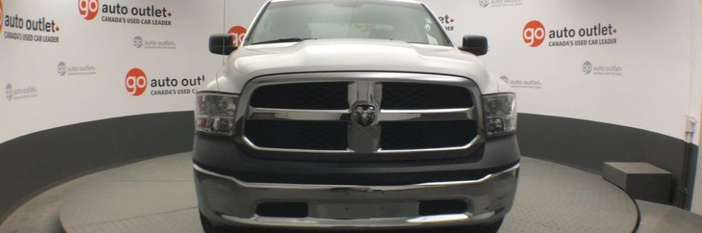 Crosshair grille of RAM 1500