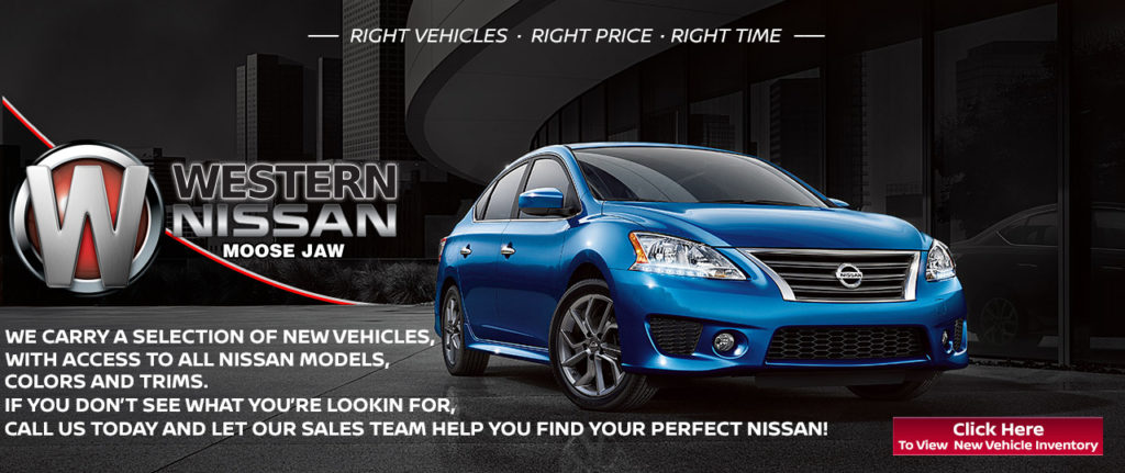 Western Nissan Inventory